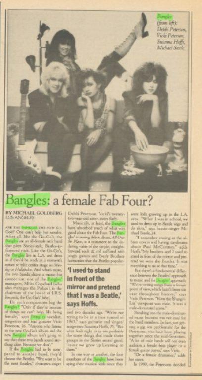 Bangles_Beatles