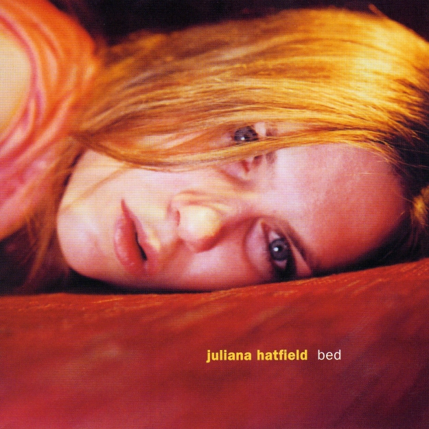Juliana Hatfield's Bed, Unmade | The Old Grey Cat